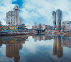 Donau Kanal #viennagoforit #vienna_city #viennanow #moodygrams #moodyvienna #urbanstreet #urbanrising #urbancity #vienna_austria #igaustria #lovevienna ...