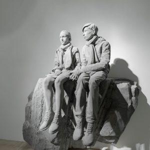 Current SOLO SHOW Hans Op de Beeck - The Conversation #exhibition #soloshow #hansopdebeeck ...