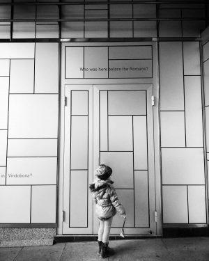 Noch einer unserer Standorte, dessen Türen auch während der Schließzeit des Wien Museums ...