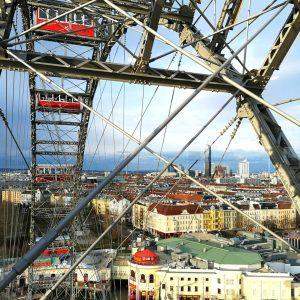 @Prater im wunderschönen Wien