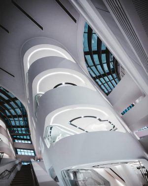 space ship - - - - #wien #vienna #austria #way2ill #architecture_hunter #artofvisuals #agameoftones ...