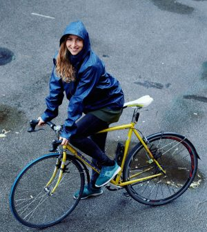 Mit der richtigen Regenkleidung startet ihr auch heute gut am Fahrrad in die neue Woche. Eure Fragen...