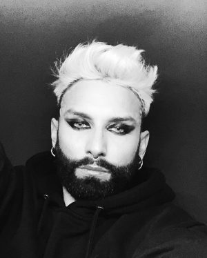 and now... let's add some drama #trashalltheglam @mrmartinz again, THANK YOU for the ...