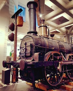 Eine ganz Große steht direkt in unserer Mittelhalle: Ajax ist die älteste erhaltene ...