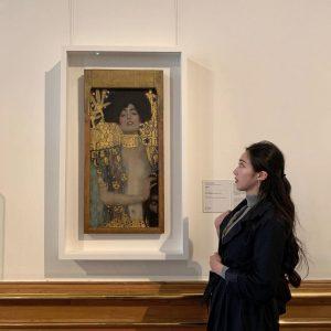Judith(1901) Der Kuss(Liebespaar)(1908) _Gustav Klimt