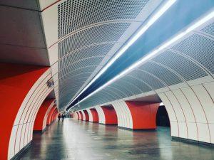 Subway Lines ~