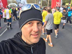 Alles fit. Bereit für den Start. @vienna_city_marathon #halbmarathon