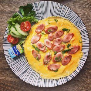 Diiiieeee Empfehlung des Tages wäre das Leopold Frühstück, kommt unter Anderem mit einer ...