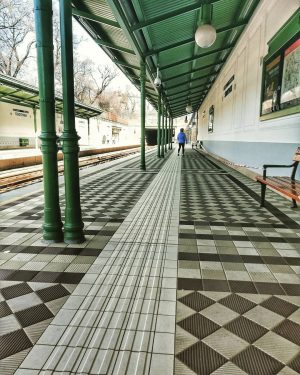 Underground station U4 Stadtpark . . . #visualambassador #urbanexplorer #vienna_austria #viennagoforit #igersvienna #onlinevienna ...