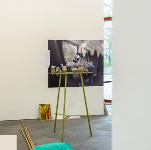"""Tonight at 7 pm we open 3 new exhibitions within the exhibition """"On ..."""