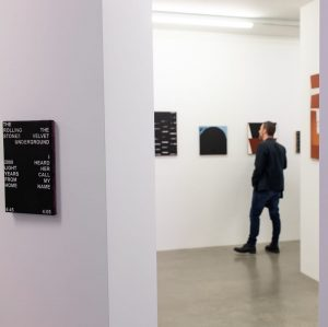 For his performance as part of the exhibition at the Belvedere 21, Nicolas ...