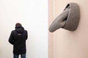 right: Yves-Michele Saß s hat @belvedere21wien left: interested guy visiting pls visit the ...