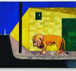 #peterdoig #lion #viennasecession #secession #vienna