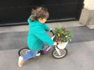 Woom Blumen-Express 🌈 #woombikes
