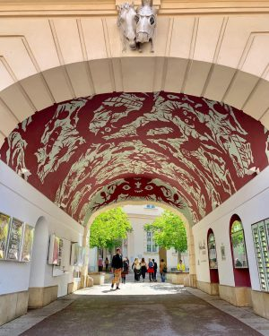 The LITERATURpassage is one of the theme cultural passages at the MQ. They ...