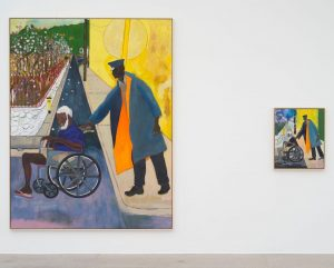 """""""Peter Doig"""", on view at the @viennasecession through 16 June. #PeterDoig #MichaelWernerGallery"""