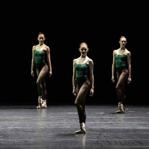 Alaia Rogers, Madison Young and Elena Bottaro in 'Artifact Suite' by William Forsythe. . . . @alaiarogers...