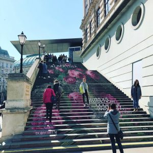 #nice stairs to reach the #Albertina #museum . . . #photography #vienne #austria ...