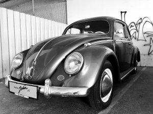 #vw #käfer #vwkäfer #beetle #vwbeetle #classiccar #autohausjohn #margareten #wien #vienna #1954 #dasauto #volkswagen #classiccars #classiccarspotting #classiccarsworld