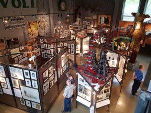Ein weiterer Standort, der auch während der Schließzeit des Wien Museum für euch offensteht, ist das Pratermuseum....