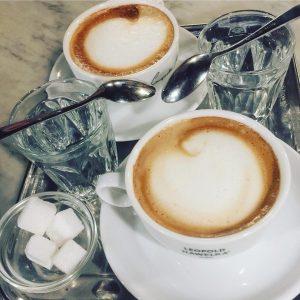 It's #coffetime in #Vienna! #photooftheday #designproduct #enjoy #busyday #mondaymood #kaffeeliebe #kaffeehaus #tradition #cafes ...