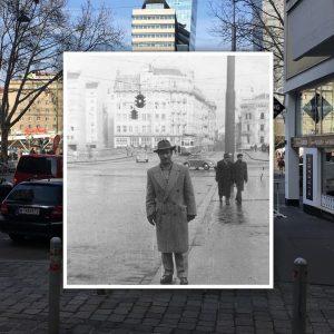 Danke an Konstantin Fotak für die Einsendung dieses Fotos! Das Bild zeigt seinen ...