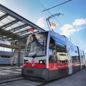 Hauptbahnhof - Alles einsteigen, bitte! Sightseeing-Tipps entlang der Linie O gibt's auf unserem Blog: blog.wienerlinien.at. 🤓 #wienerlinien...