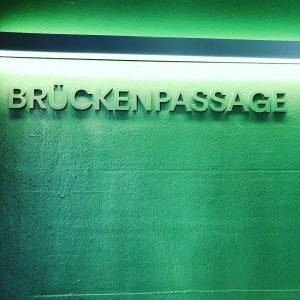 Passagens em verde #Wien
