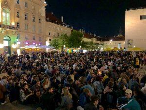 #vienna #wien #frühling #viennabynight