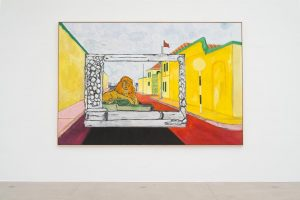 In his exhibition in our main room, Peter Doig continues to explore recurring ...