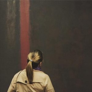 Lost in the experience. Mark Rothko.