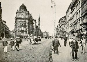 Die Praterstraße wurde 1862 offiziell benannt und hieß zuvor ab dem 16. Jahrhundert Jägerzeile. Die Straße führt...