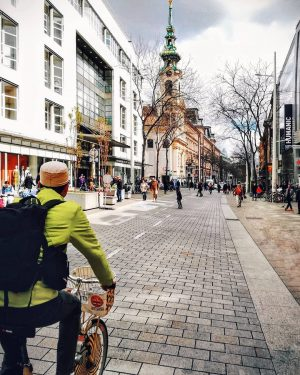 Smart moving takes you further Mariahilferstraße