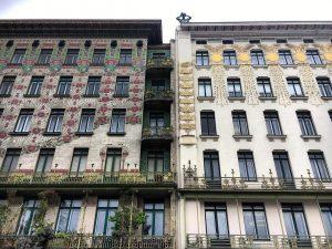 Majolica/Medallion House #vienna #naschmarkt #majolica #ottowagner #artnoveau #travel #travelphotography #szecesszio
