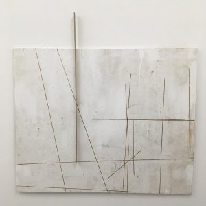 A week ago now 😵 #fernandagomes at #viennasecession #artepovera #white #constructivism #minimalism #bricolage #untitled #leftovers #vienna @viennasecession