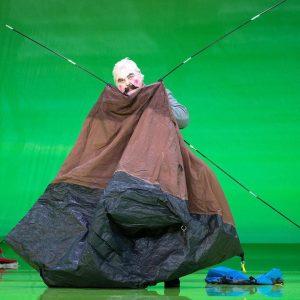 """Die nervigste Arbeit beim Zelten ist ... ⛺? Im Rahmen des """"Tag der ..."""