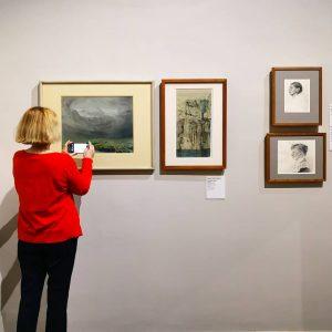 BelvedereWalk | Stadt der Frauen - Talking Heads #SchieleBelvedere #CityofWomen #BelvedereTalkingHeads #belvederewalk #teresafeodorownaries #exhibition #museum #emptymuseum #art...