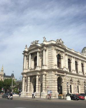 Some pics... #austria#österreich#wien#vienna#stephansdom#parlament#spoe#nature#parliament#burgtheater#theatre#rathaus#museumsquartier
