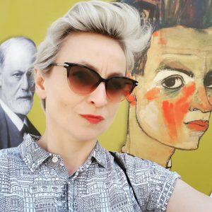 Z wiedeńczykami. #wien #vienna #art