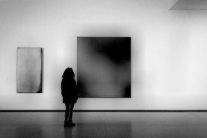 . Rudolf Goessl Spiegelgleich   Symmetrical 1973 #museumphotographs