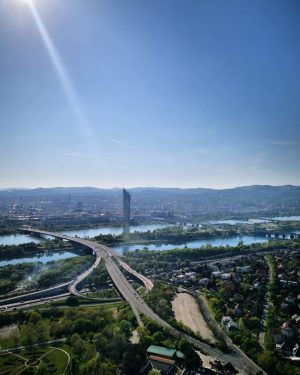 Wien, Wien nur du allein sollst die Stadt meiner Träume sein... 🎶 #vienna #donaupark #inlovewithvienna #exploringvienna #discovervienna...