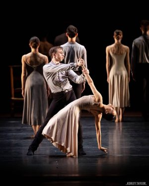 FORSYTHE | VAN MANEN | KYLIÁN Tomorrow night is the final show this season of our stunning...