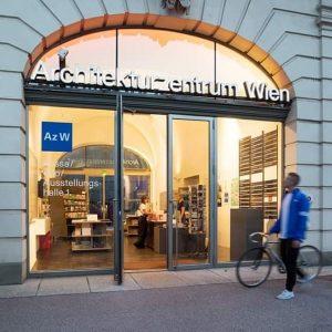 Morgen am 1. Mai gibt's im Az W Architekturzentrum Wien freien Eintritt und ein tolles Programm. Also...