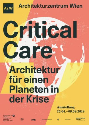 Critical Care - Architecture for a Broken Planet @AzW_museum #architecture #exhibition #opening Photo by Ana Mello