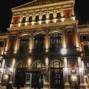 8 Sept 2014 #vienna #wienermusikverein #concerthall #classicalmusicians