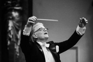 Ich werde Enoch zu Guttenberg immer mit der Matthäus-Passion von Johann Sebastian Bach ...
