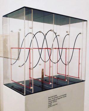 #bernhardleitner #sound #body #space #notations #notationsculpture #soundcube #model 1970s #conceptualspace #soundarchitecture #contemporarysculpture Georg Kargl