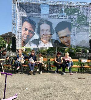 Kunst in öffentlichen Raum Verein für Kritische Ästhetik Ein Denkmal für #UteBock? ODER: #UteBock @Denkmal-Pflege uteboackYLk Mittwoch,...