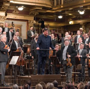 Impressions from our concert under the baton of Christian Thielemann in the @musikverein.wien ...