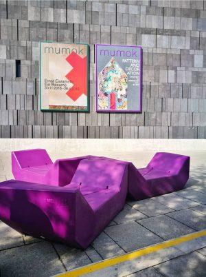 Mumok #wien #museum #museumsquartier #vienna_city #viennatouristboard #leopold #leopoldmuseum #klimt #egonschiele #mumok #ilovevienna #vienna_austria ...